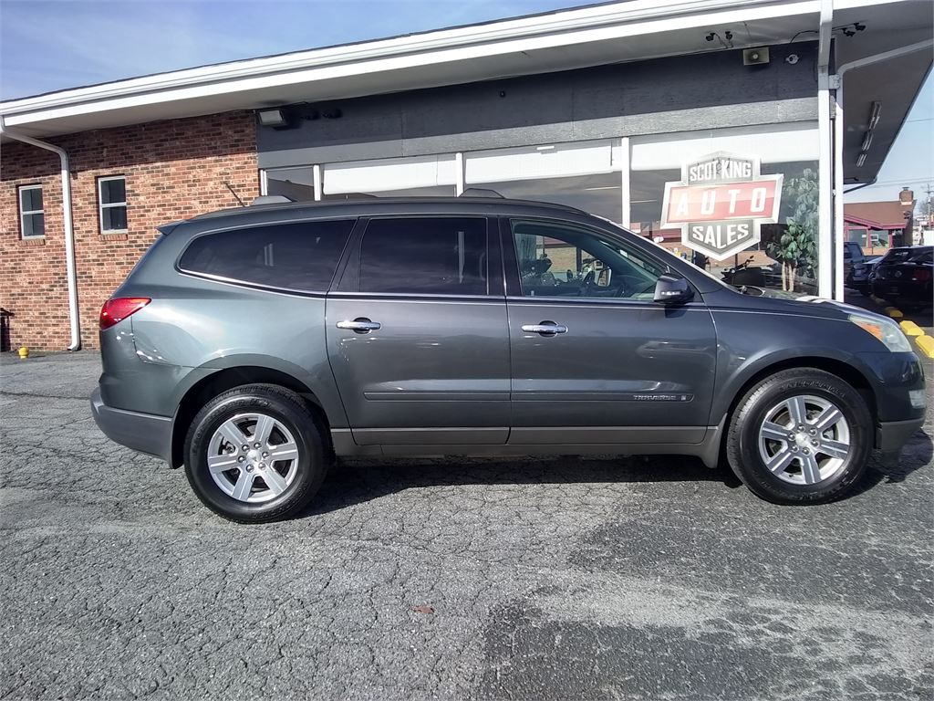 2009 Chevrolet Traverse LT1 AWD for sale by dealer