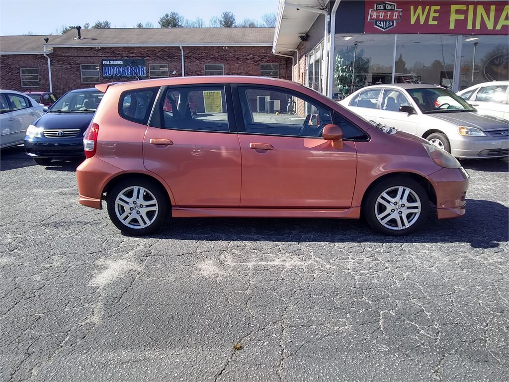 2007 Honda Fit Sport 5-Speed AT for sale by dealer