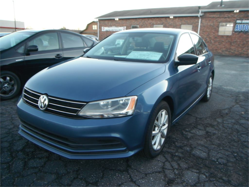 2015 Volkswagen Jetta SE 6A for sale by dealer