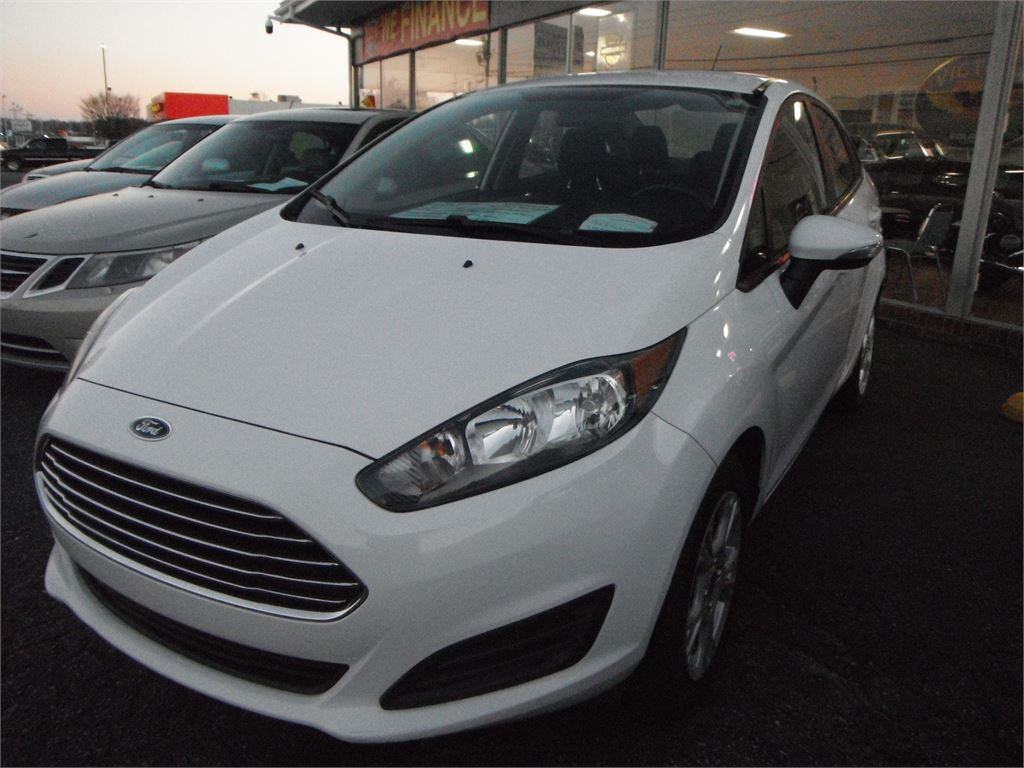 2016 Ford Fiesta SE Sedan for sale by dealer
