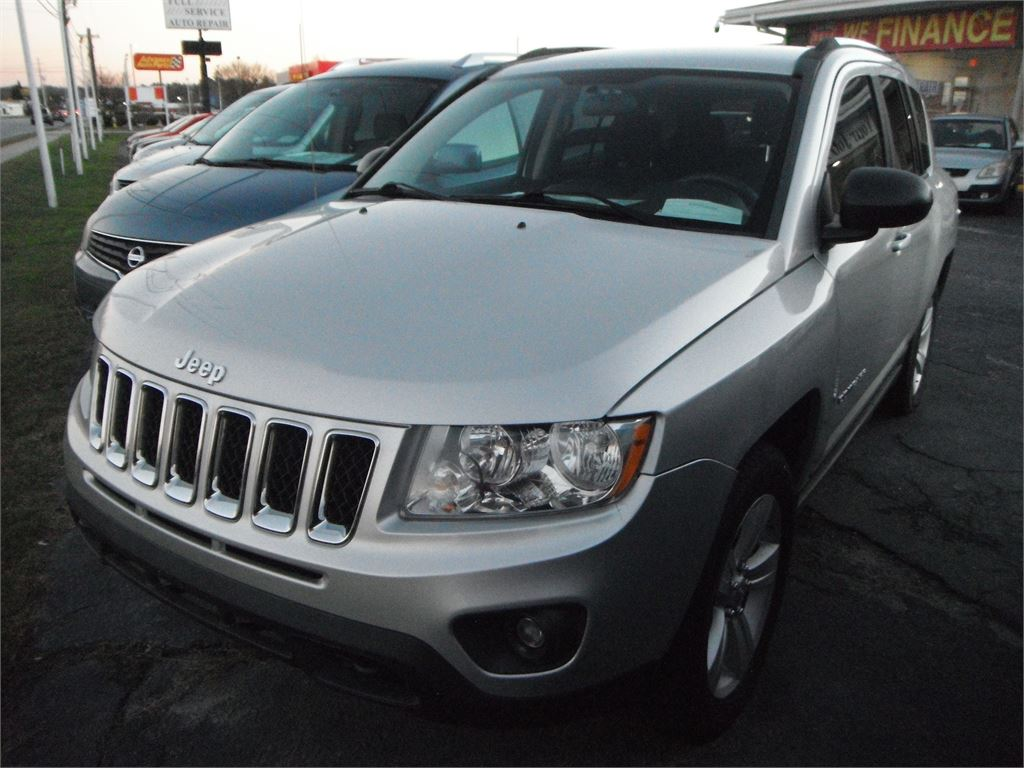 2011 Jeep Compass Sport 4WD for sale by dealer
