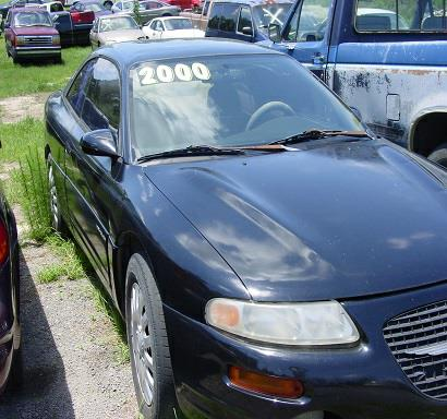 1997 CHRYSLER SEBRING LX for sale by dealer