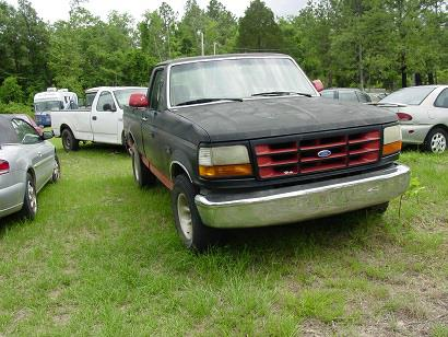 1995 FORD F150 for sale by dealer