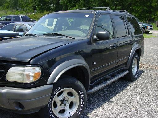 2001 FORD EXPLORER XLT for sale by dealer