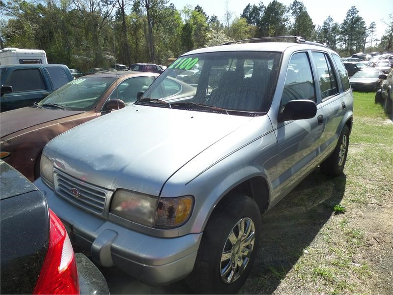 1997 KIA SPORTAGE for sale by dealer