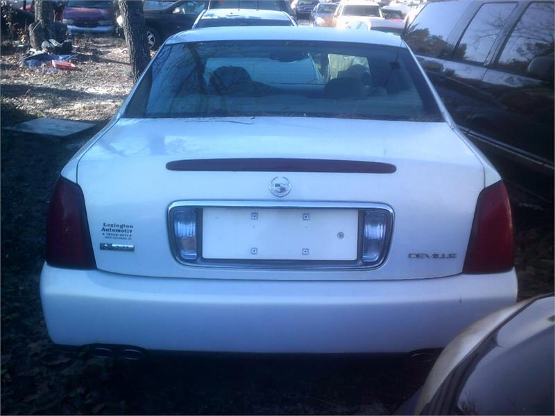 2004 CADILLAC DEVILLE for sale by dealer