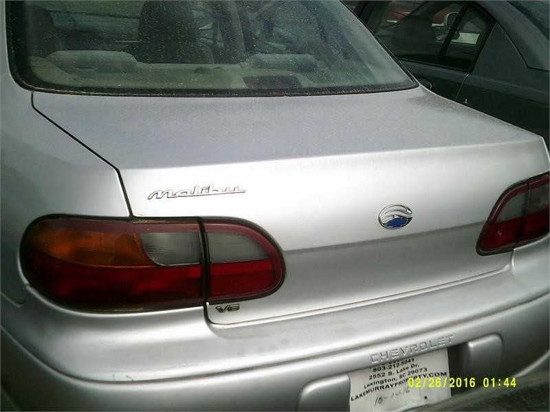 2002 CHEVROLET MALIBU for sale by dealer