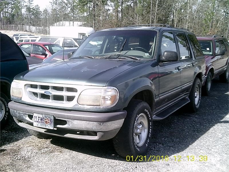 1997 FORD EXPLORER for sale by dealer