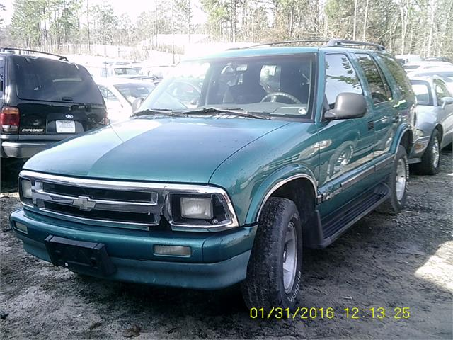 1995 CHEVROLET BLAZER for sale by dealer