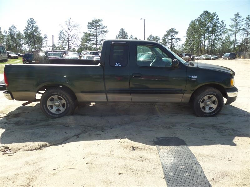 2002 FORD F150 for sale by dealer