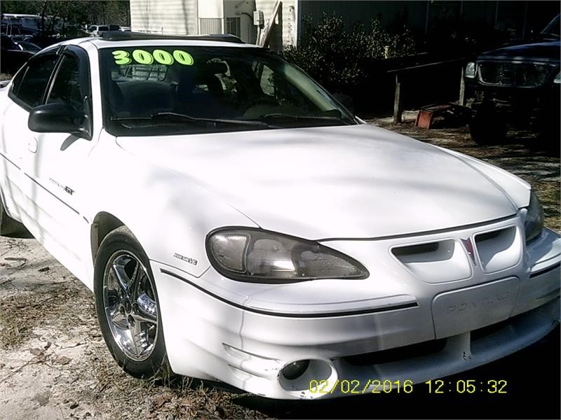 2000 PONTIAC GRAND AM GT for sale by dealer