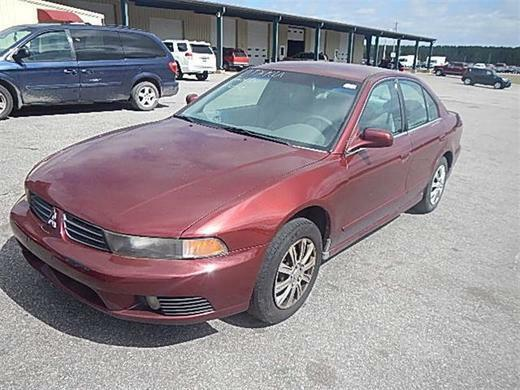 2003 MITSUBISHI GALANT ES/LS for sale by dealer