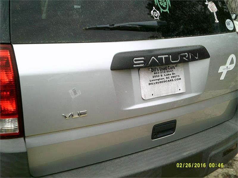2004 SATURN VUE for sale by dealer