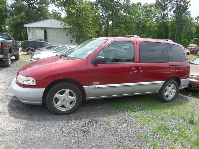 1999 MERCURY VILLAGER SPORT for sale by dealer