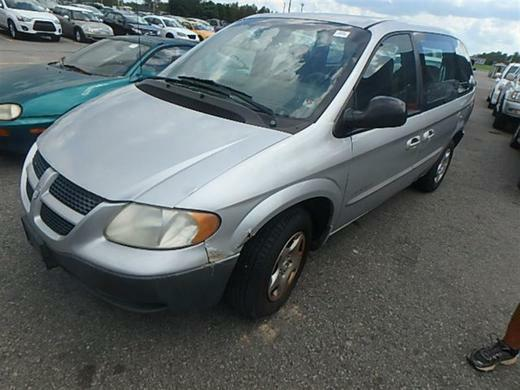 2001 DODGE CARAVAN SE for sale by dealer