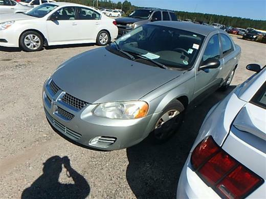 2005 DODGE STRATUS SXT for sale by dealer