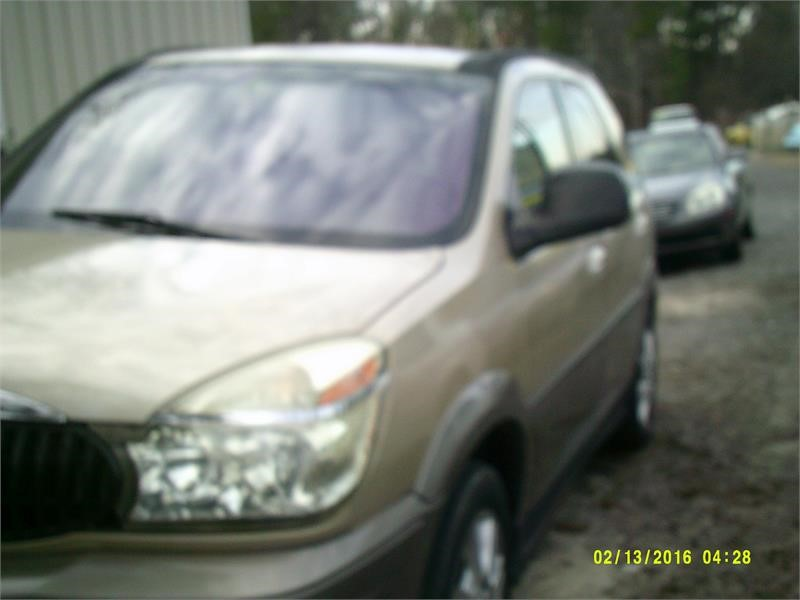 2005 BUICK RENDEZVOUS CX/CXL for sale by dealer
