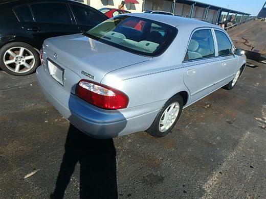 2002 MAZDA 626 ES/LX for sale by dealer