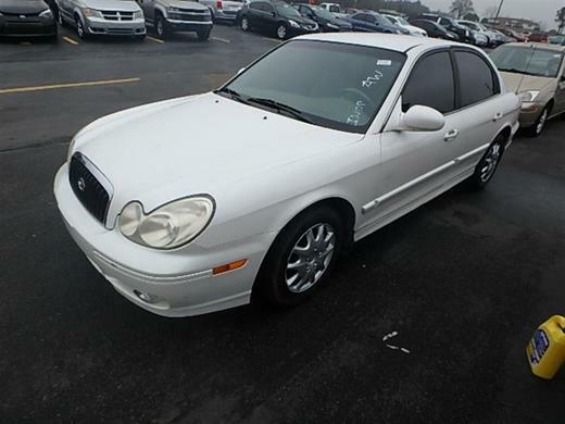 2004 HYUNDAI SONATA GL for sale by dealer