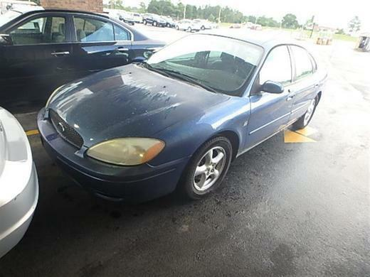 2004 FORD TAURUS SES for sale by dealer