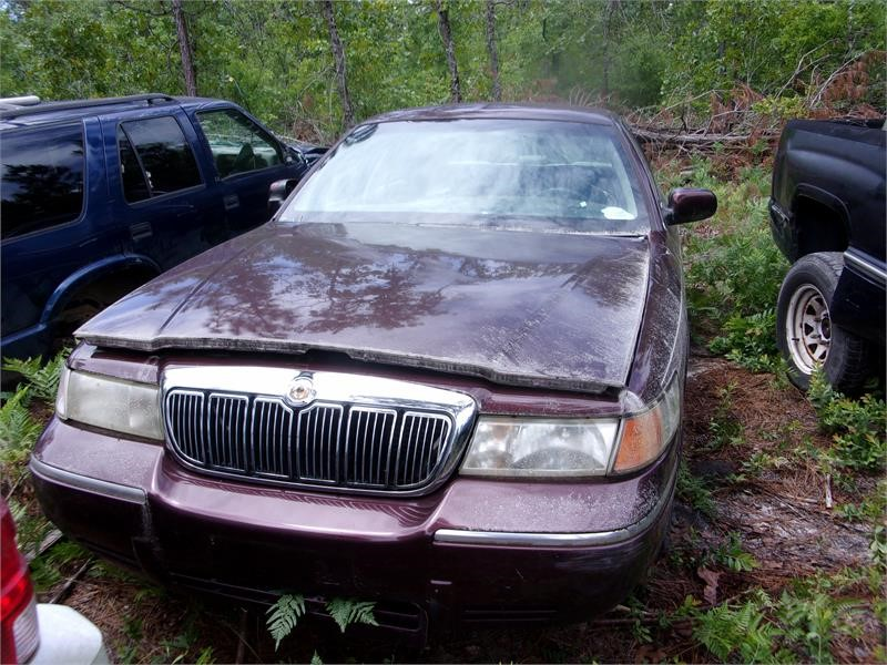 2001 MERCURY GRAND MARQUIS GS for sale by dealer