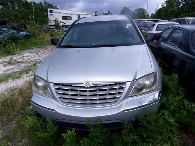 2006 CHRYSLER PACIFICA TOURING for sale by dealer
