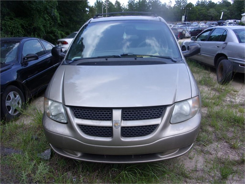 2002 DODGE GRAND CARAVAN SPORT for sale by dealer