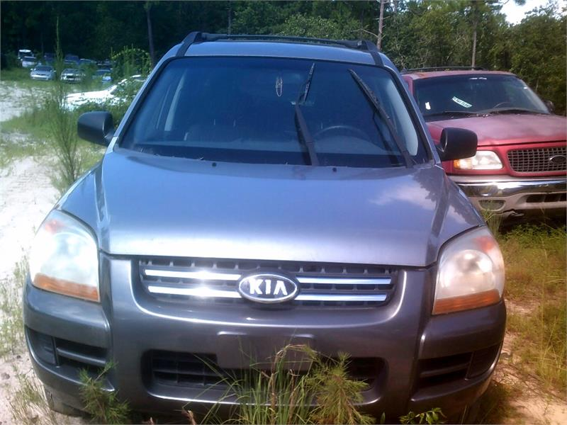 2007 KIA SPORTAGE LX for sale by dealer