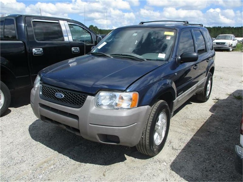 2002 FORD ESCAPE XLS for sale by dealer