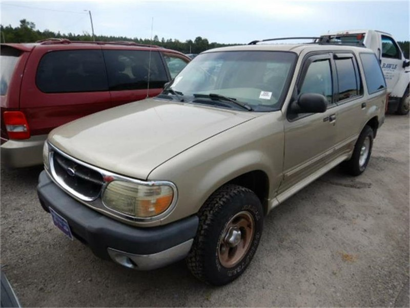 2000 FORD EXPLORER XLT for sale by dealer