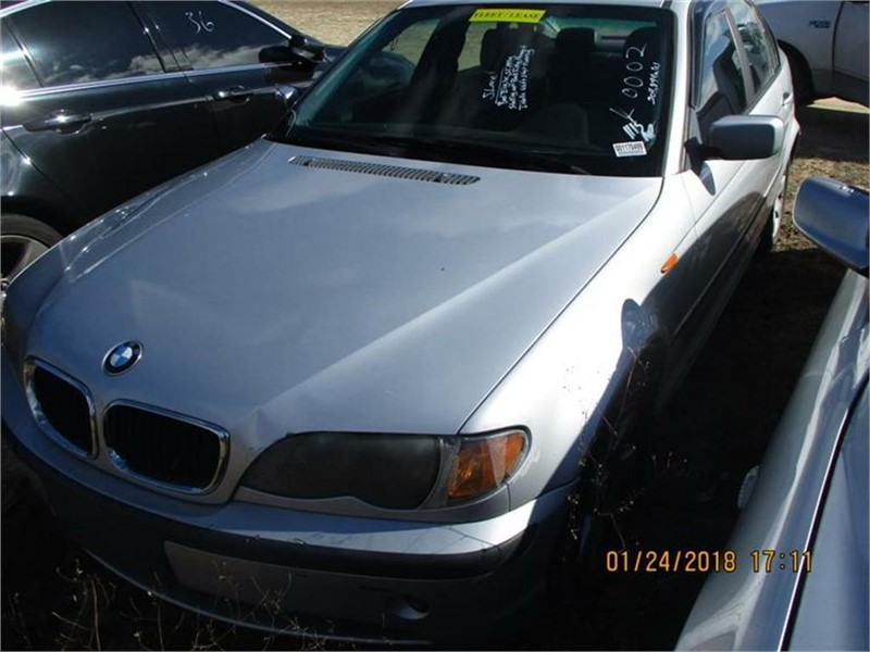 2002 BMW 325I for sale by dealer