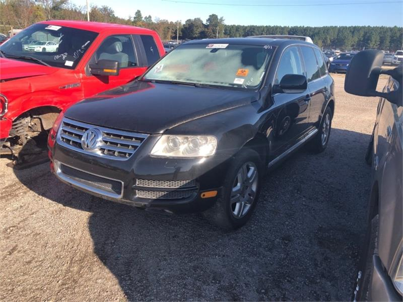 2005 VOLKSWAGEN TOUAREG 4.2 for sale by dealer