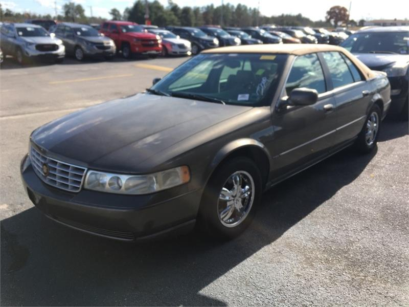 2000 CADILLAC SEVILLE SLS for sale by dealer