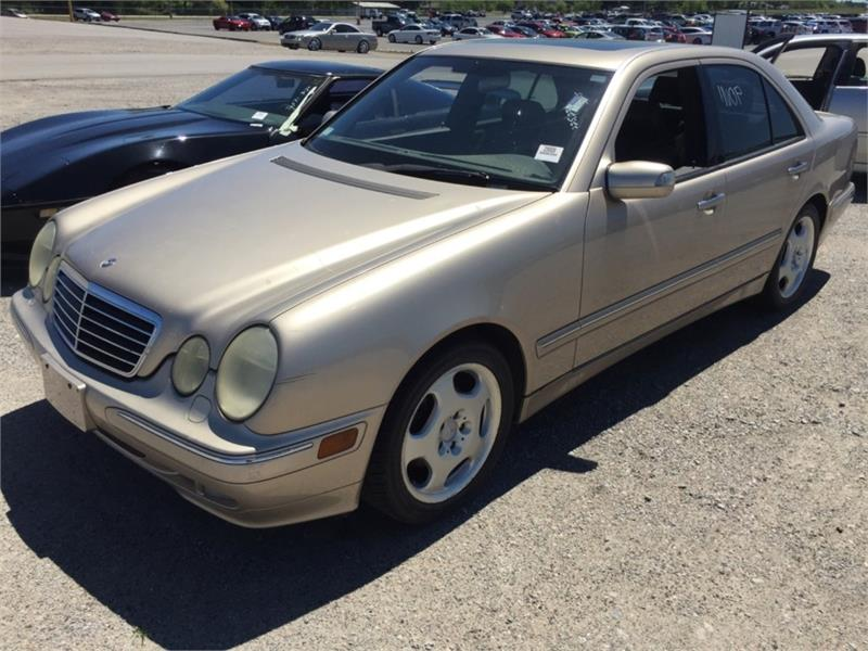 2000 MERCEDES-BENZ E430 for sale by dealer