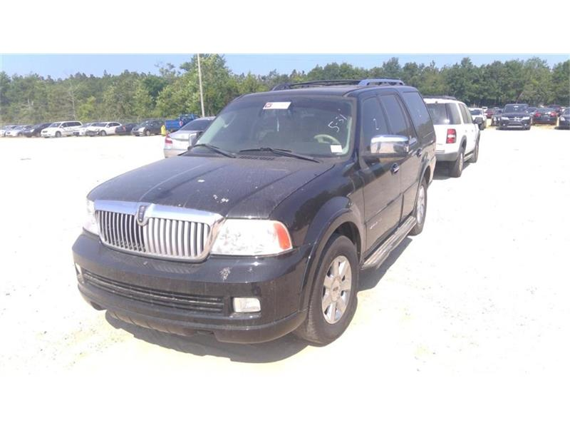 2006 LINCOLN NAVIGATOR for sale by dealer