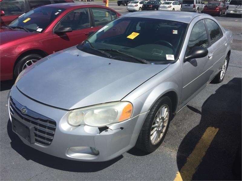 2005 CHRYSLER SEBRING TOURING for sale by dealer