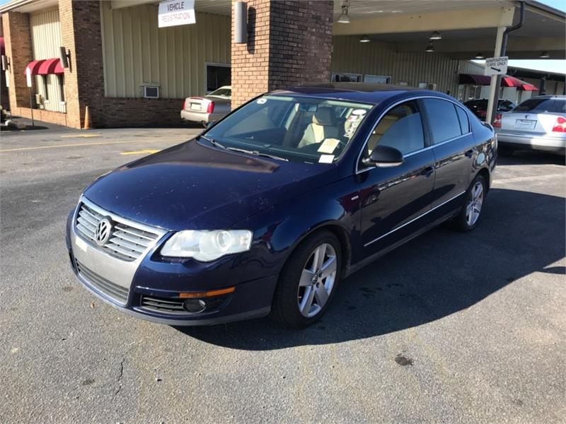 2007 VOLKSWAGEN PASSAT 2.0T/WOLFSBURG for sale by dealer