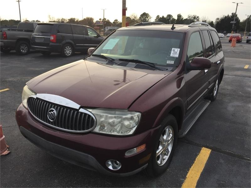 2006 BUICK RAINIER CXL for sale by dealer