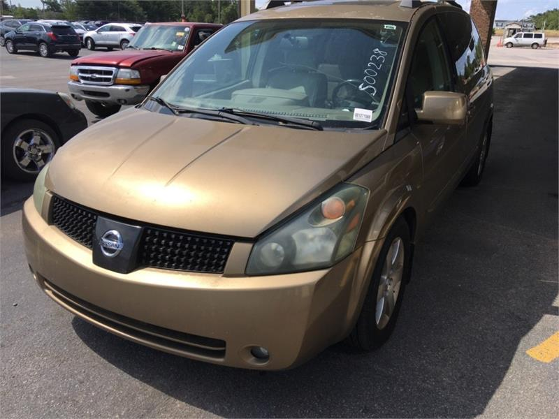 2004 NISSAN QUEST S/SE/SL for sale by dealer
