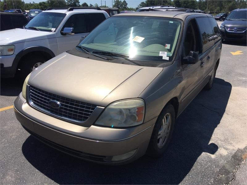 2004 FORD FREESTAR SEL for sale by dealer