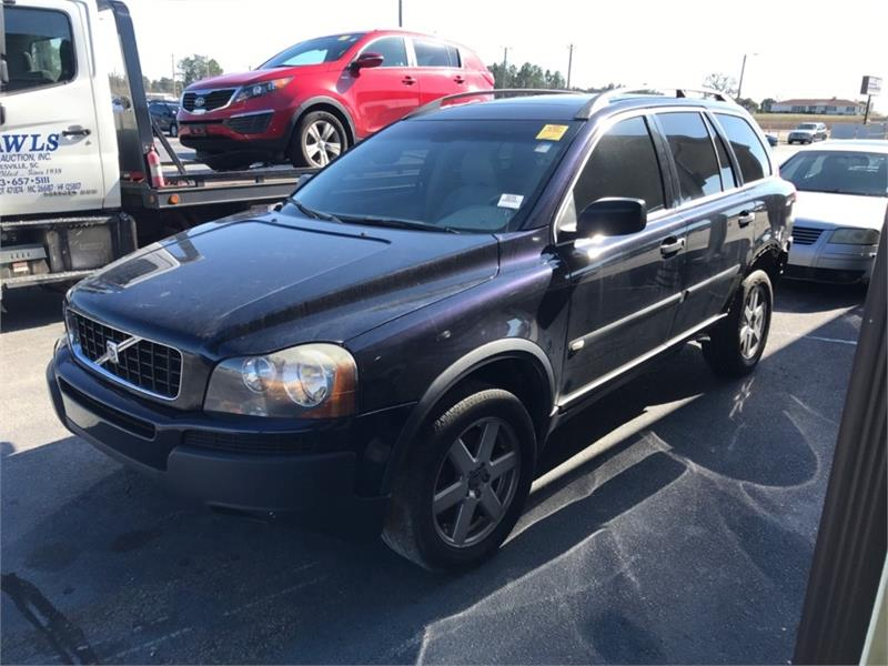 2006 VOLVO XC90 for sale by dealer