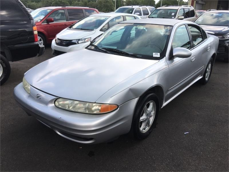 2002 OLDSMOBILE ALERO GL for sale by dealer