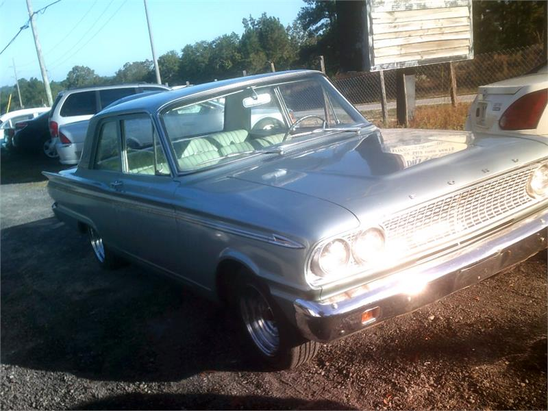 1963 FORD FAIRLANE for sale by dealer
