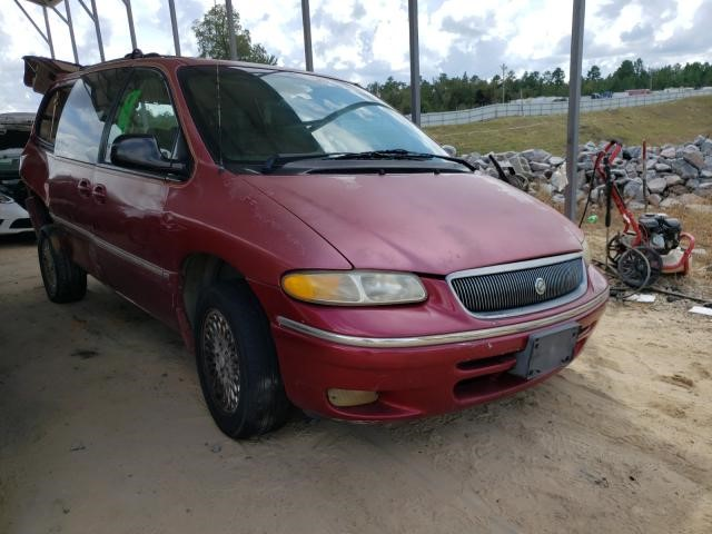 1997 CHRYSLER TOWN & COUNTRY LX for sale by dealer