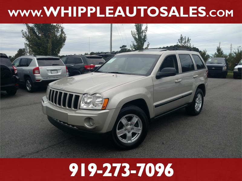 2007 JEEP GRAND CHEROKEE LAREDO for sale by dealer