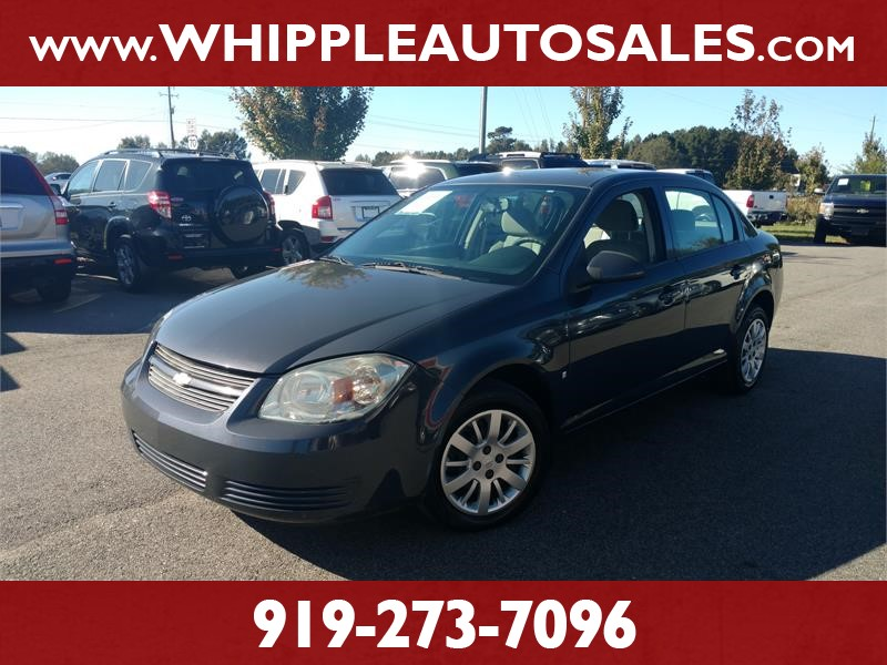 2009 CHEVROLET COBALT LT for sale by dealer