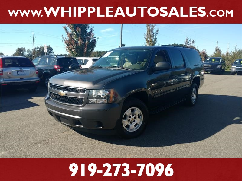 2010 CHEVROLET SUBURBAN LS for sale by dealer