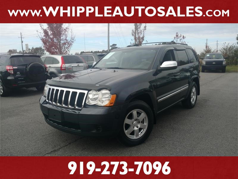 2010 JEEP GRAND CHEROKEE LAREDO for sale by dealer