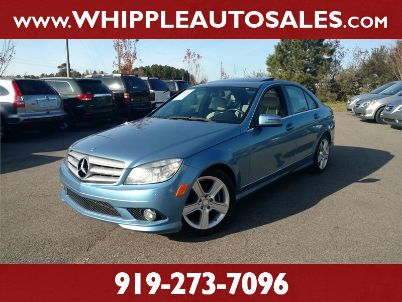 2010 MERCEDES-BENZ C-CLASS 300 SPORT for sale by dealer