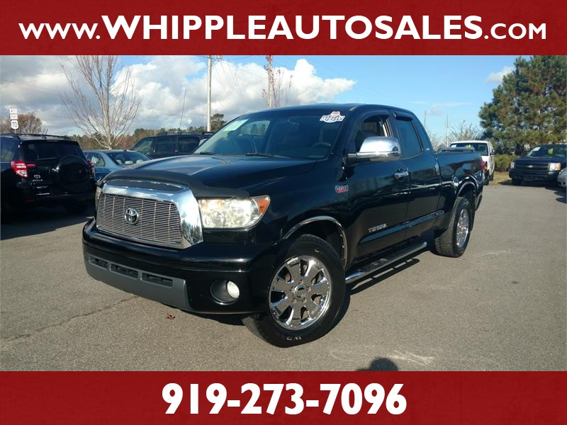 2007 TOYOTA TUNDRA SR5 DOUBLECAB (1-OWNER) for sale by dealer